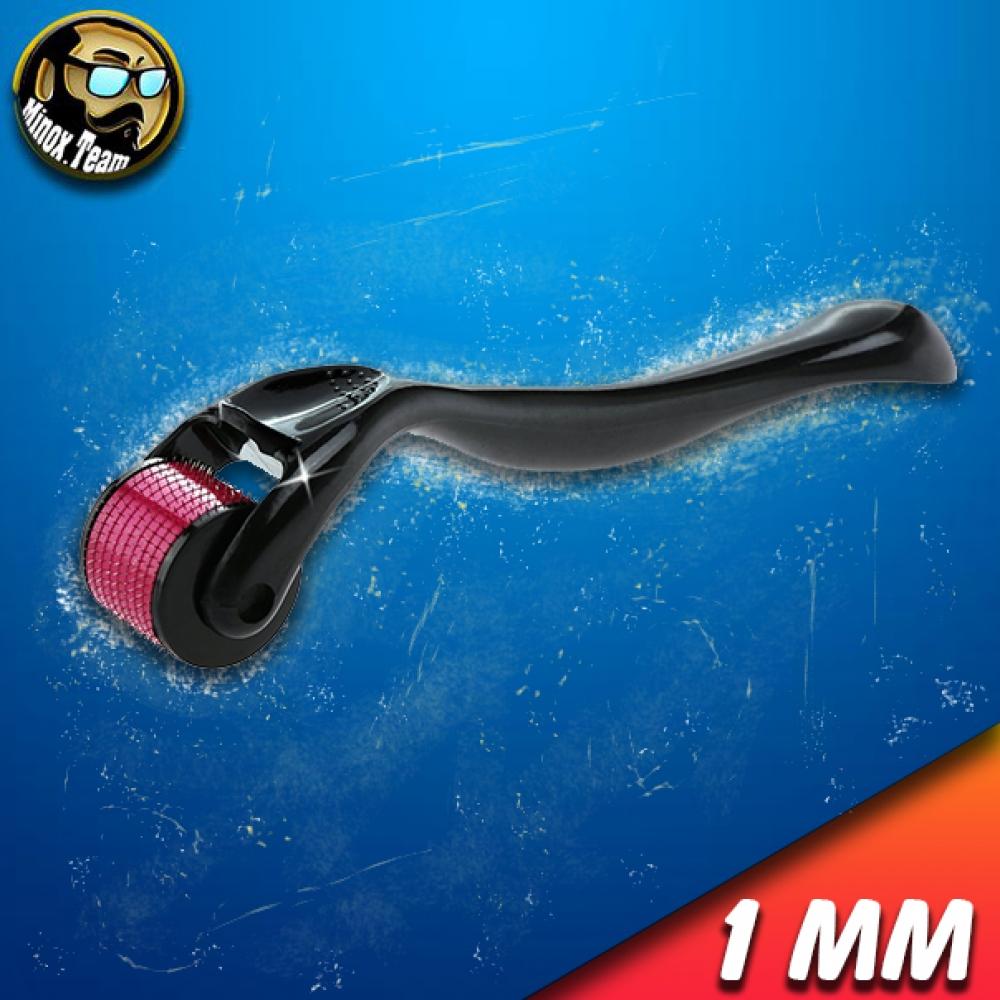 Дермароллер 1 mm.+ футляр
